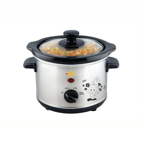 Nồi Nấu Cháo Chậm BB Cooker Hàn Quốc 1.5l