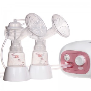 Máy hút sữa điện đôi Unimom Forte UM880038