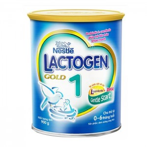 Sữa Lactogen Gold 1 900g