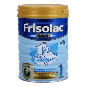 Sữa Frisolac Gold 1 900g