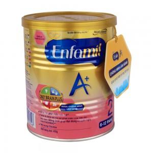 Sữa Enfamilk A+2 360 brain plus - 900g