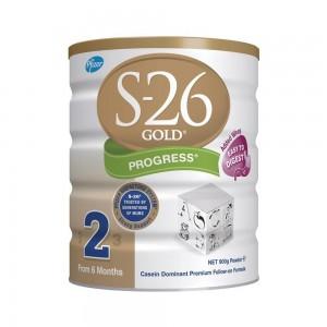 Sữa S26 Gold Số 2 - 900g