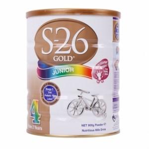 Sữa S26 Số 4 - 900g