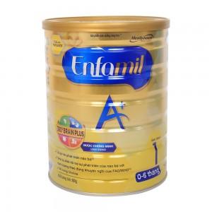 Sữa Enfamilk A+1 360 brain plus - 900g
