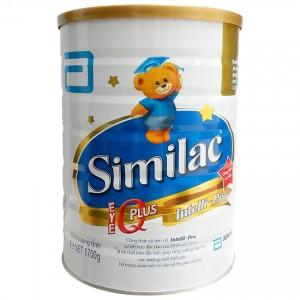 Sữa bột Similac 3 1700g (từ 1đến 3 tuổi)