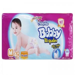 Tã quần Bobby M40