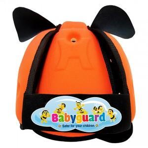 Mũ bảo vệ đầu cho bé BabyGuard (Cam)
