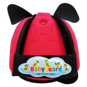 Mũ bảo vệ đầu cho bé BabyGuard (Hồng)