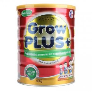 Sữa GrowPlus Suy DD 900g