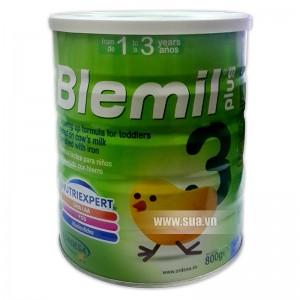 Sữa Blemil Plus 3 800g (1-3 tuổi)