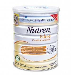 Sữa Nutren FIBRE 400g