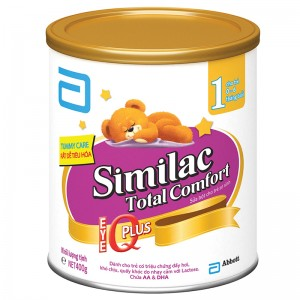 Sữa Similac Total Comfort 1 400g