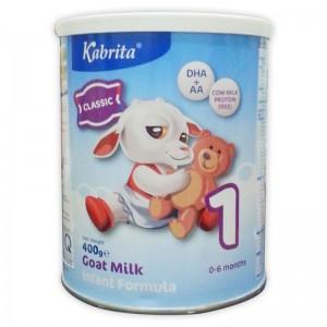Sữa Dê Kabrita 1 - 450g ( 0 - 6 tháng) Tạm thời hết hàng