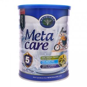 Sữa bột METACARE 5 - 900g
