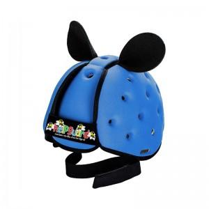 Mũ bảo vệ đầu cho bé Helpguard (Xanh Biển)
