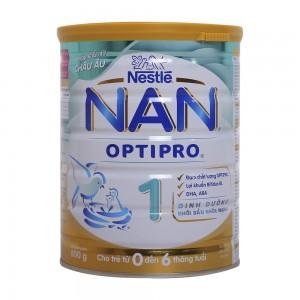 Sữa Nan 1 Optipro 800g