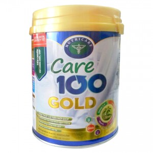 Sữa Care 100 gold plus 400g