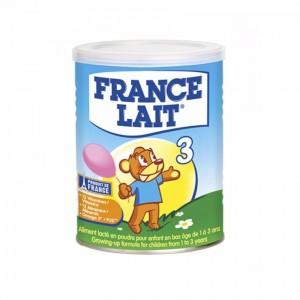 Sữa France Lait 3 400g