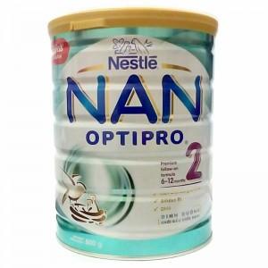 Sữa Nan 2 Optipro 800g
