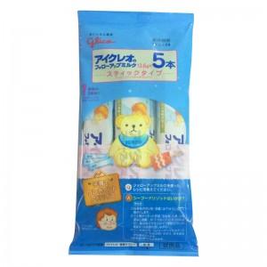 Túi 5 gói sữa Glico số 1 12.7g mõi túi