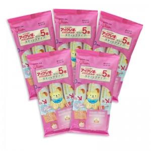 Bộ 5 Túi 5 gói sữa Glico số 0 12.7g mõi túi