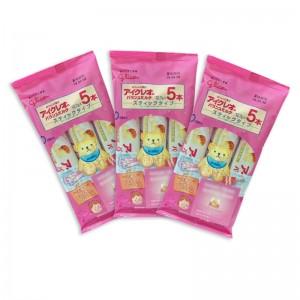 Bộ 3 Túi 5 gói sữa Glico số 0 12.7g mõi túi