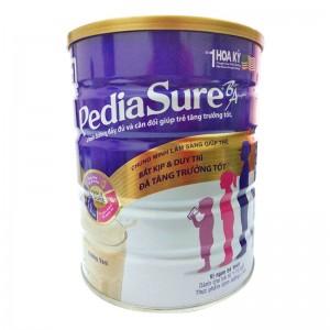 Sữa Pediasure B/A 850g vani