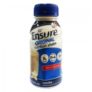 1 chai Ensure vanilla 237ml