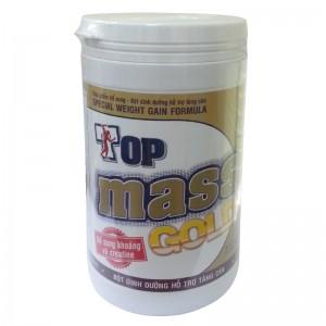 Sữa Top mass Gold 900g hương chocola