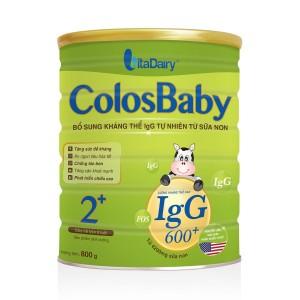 Sữa Non Colosbaby 2+ 800g