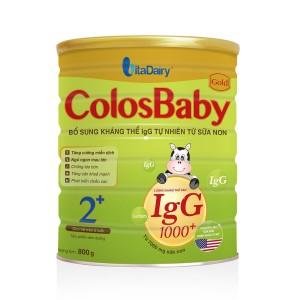 Sữa Non Colosbaby gold 2+ 800g