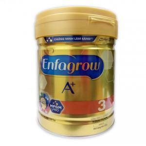 Sữa bột Enfagrow A+ 3 DHA+ và MFGM 870g