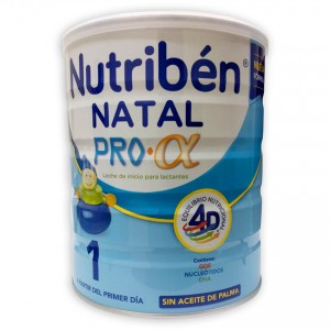 Sữa Nutribén Nhập Khẩu Số 1, Trẻ 0-6 Tháng, 800g
