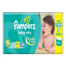 Tã Pampers Jumbo size XL54