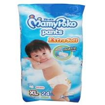 Tã quần Mamy poko XL24(boy)