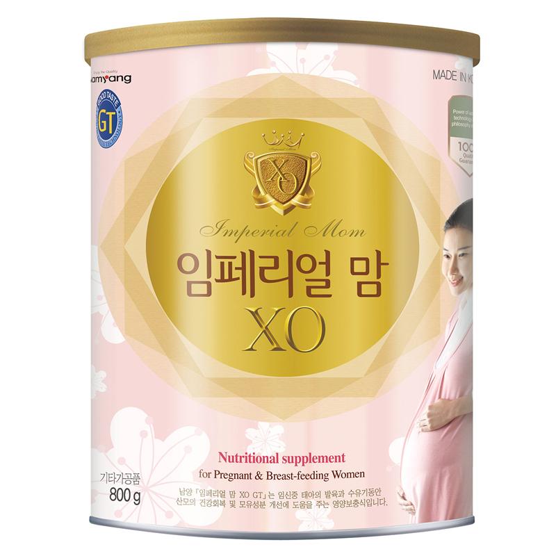 Sữa XO Mom-800g