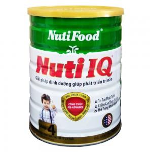 Sữa Nuti IQ Step 4 900g