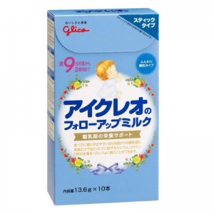 Sữa Glico Icreo số 9 hộp giấy 13.6g