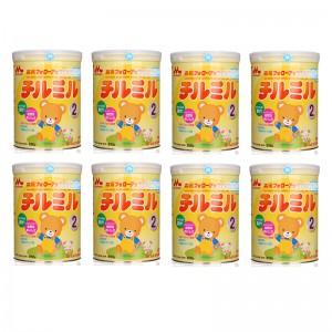 Bộ 8 Sữa Morinaga số 2 850g