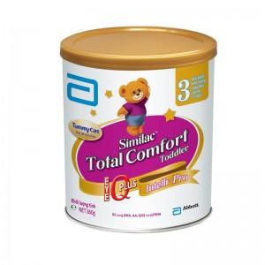 Sữa Gain Plus Total Comfort 3 360g