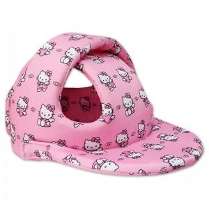 Nón bảo hiểm Babyguard Handmade - Mũ tập đi ( Màu hồng Kitty)