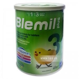 Sữa Blemil Plus 3 400g (1-3 tuổi)