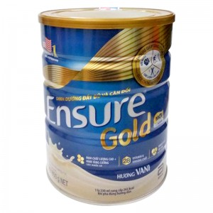 Sữa Ensure Gold 850g