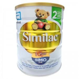 Sữa Similac Gain IQ 2 900g