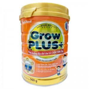 Sữa Grow Plus Cam chậm tăng cân nutifood