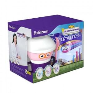Sữa Pediasure B/A 850g Tặng bộ dụng cụ ăn cho bé trị giá 300.000vnđ