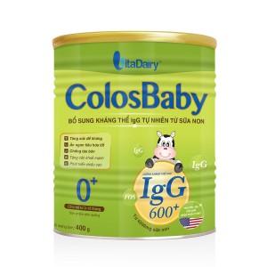 Sữa Non Colosbaby 0+ 400g