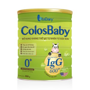 Sữa Non Colosbaby 0+ 800g