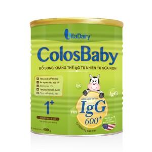 Sữa Non Colosbaby 1+ 400g