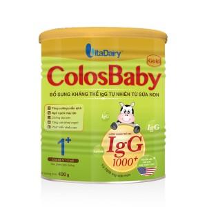 Sữa Non Colosbaby gold 1+ 400g